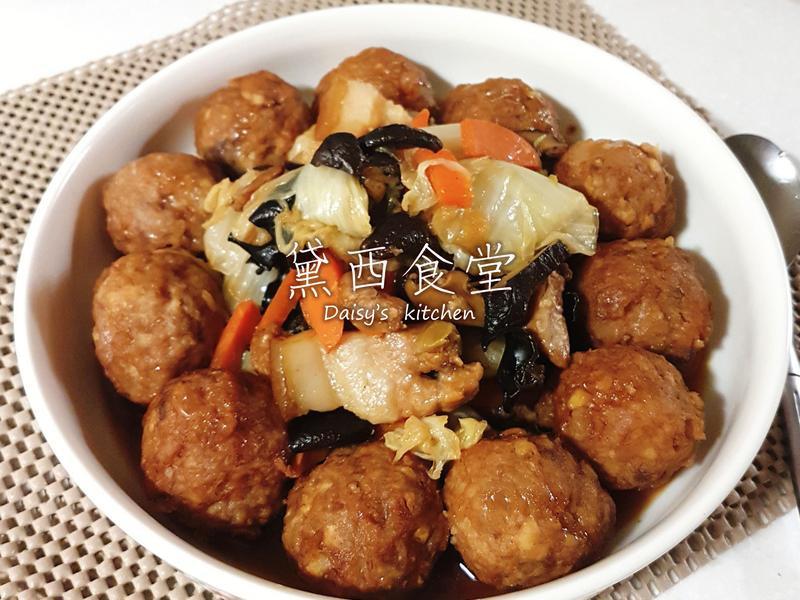男子漢料理~豪華白菜滷