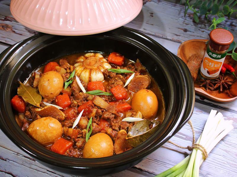 香蒜肉燥鍋