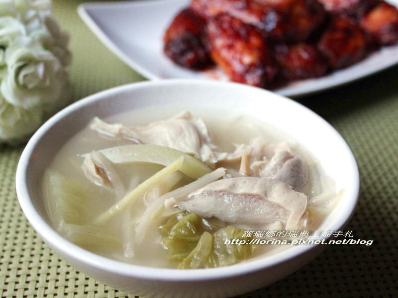 [大同電鍋料理]經典客家菜~酸菜肚片湯