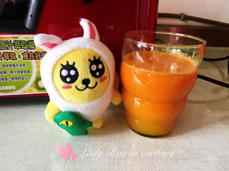 蘋果奇異果紅蘿蔔綜合纖(鮮)果汁