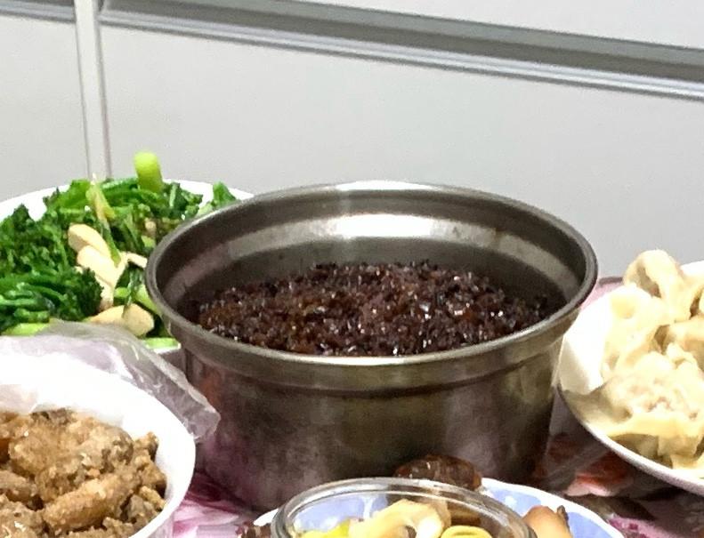 年菜精選桂圓紫米糕