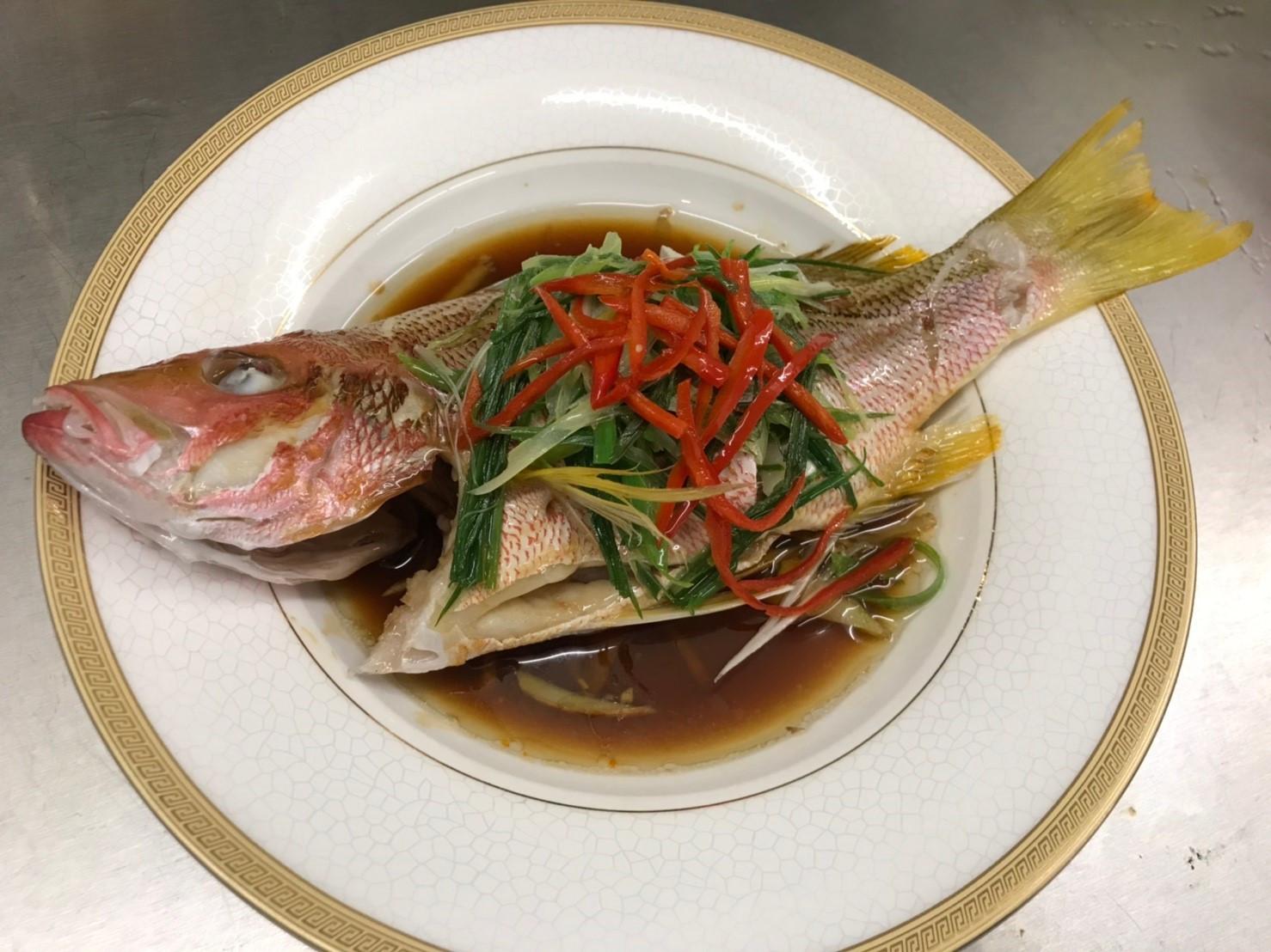 🐟年年有魚🐟清蒸港式黃記仔魚