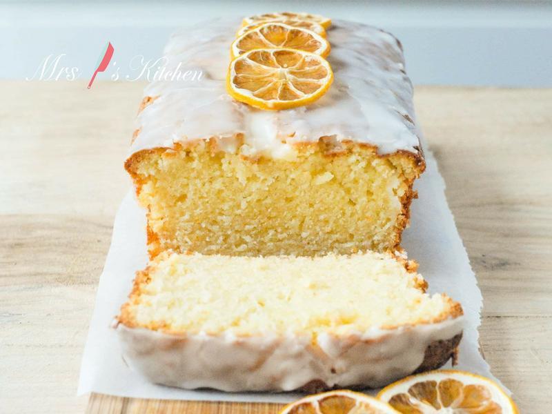 【影片】檸檬糖霜蛋糕