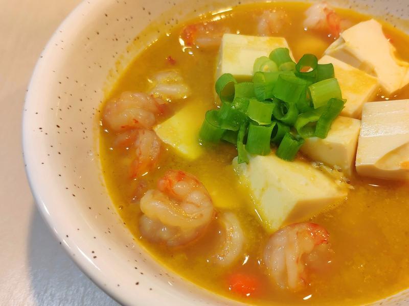 [指定菜]蟹黃豆腐煲