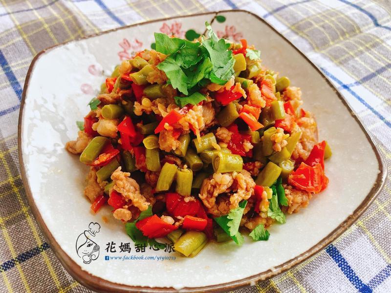炒酸豆(10分鐘快速料理)