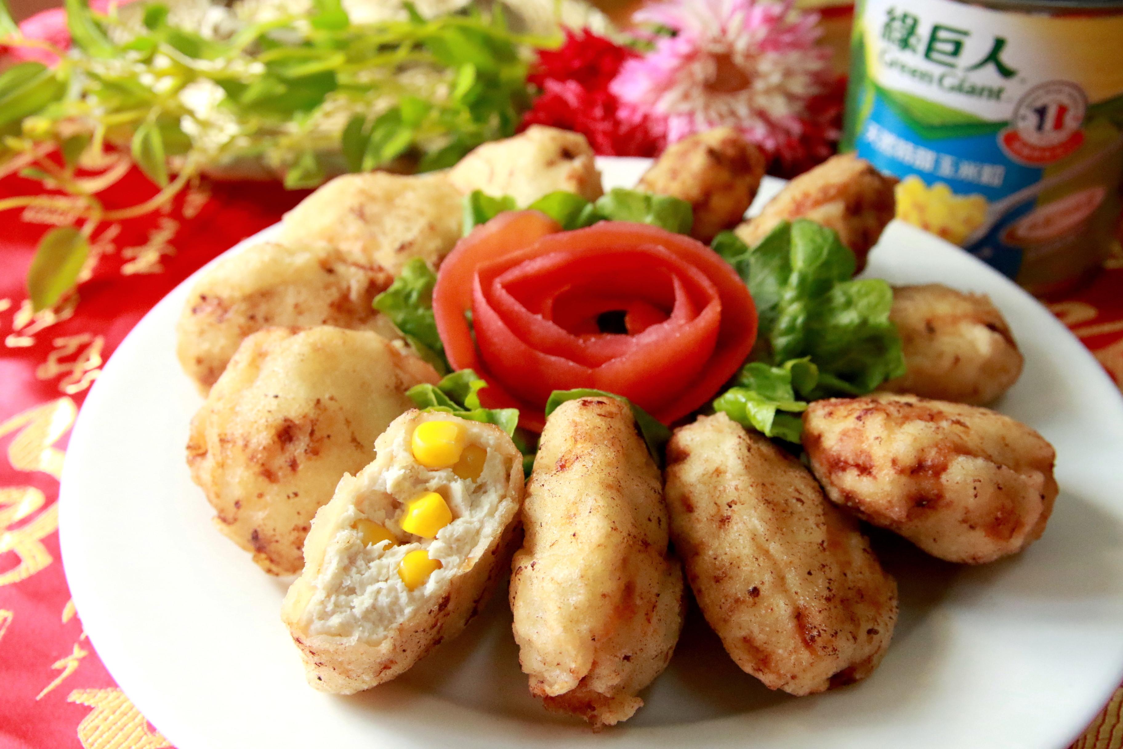麥克雞塊(香甜玉米口味)
