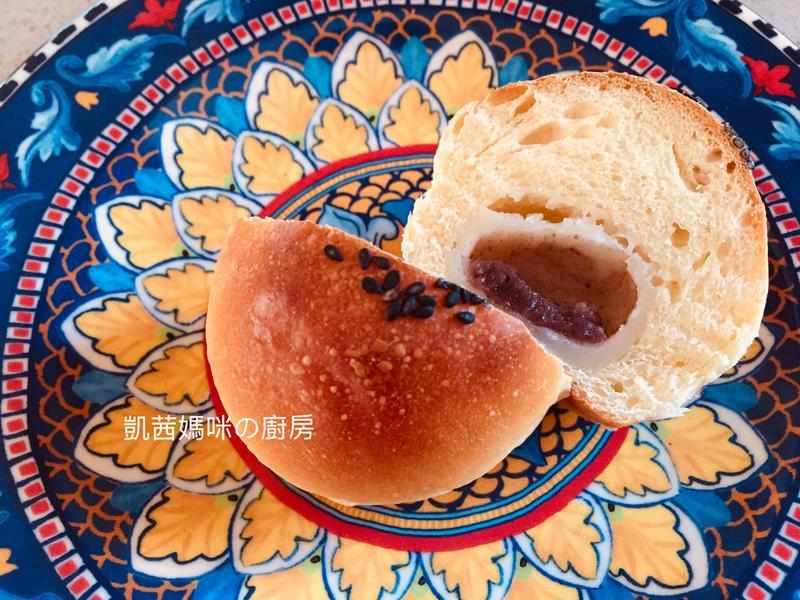 紅豆元宵麵包🎶