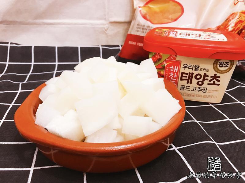 【影片】韓式醃蘿蔔【老娘的草根飯堂】