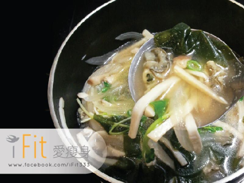 【愛瘦身】低卡海味養顏湯