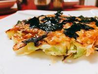 蔬食大阪燒(蛋奶素/無肉料理)