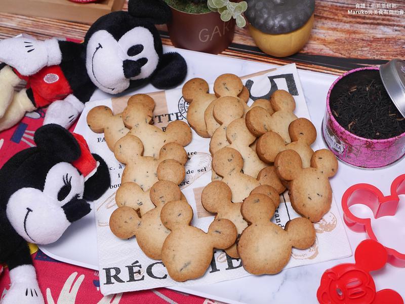 米奇造型伯爵茶餅乾