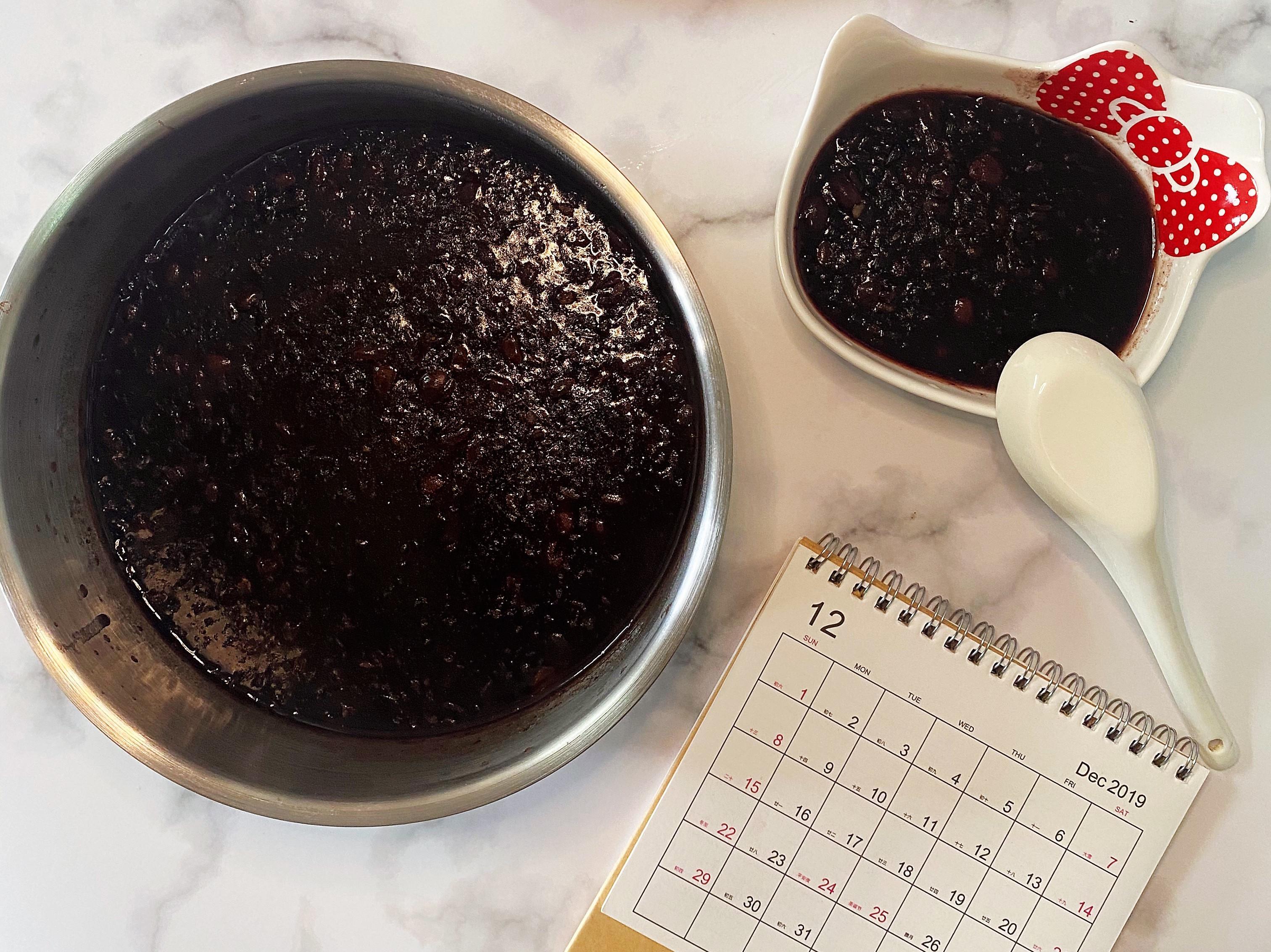 紫米紅豆湯☀️飛利浦萬用鍋