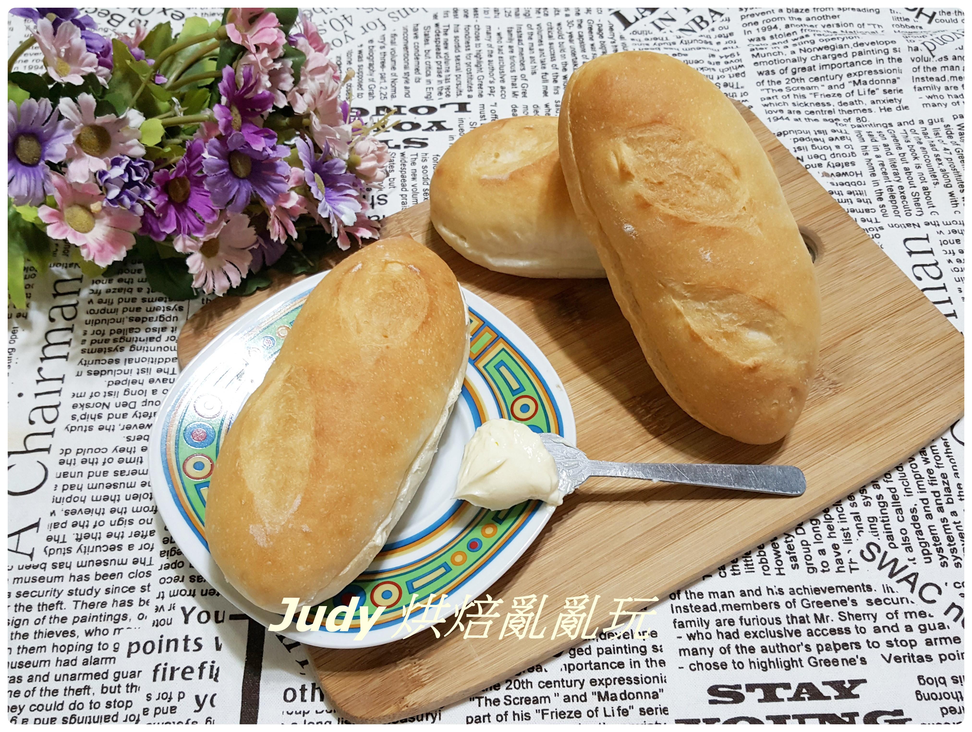 維也納麵包(隔夜中種)