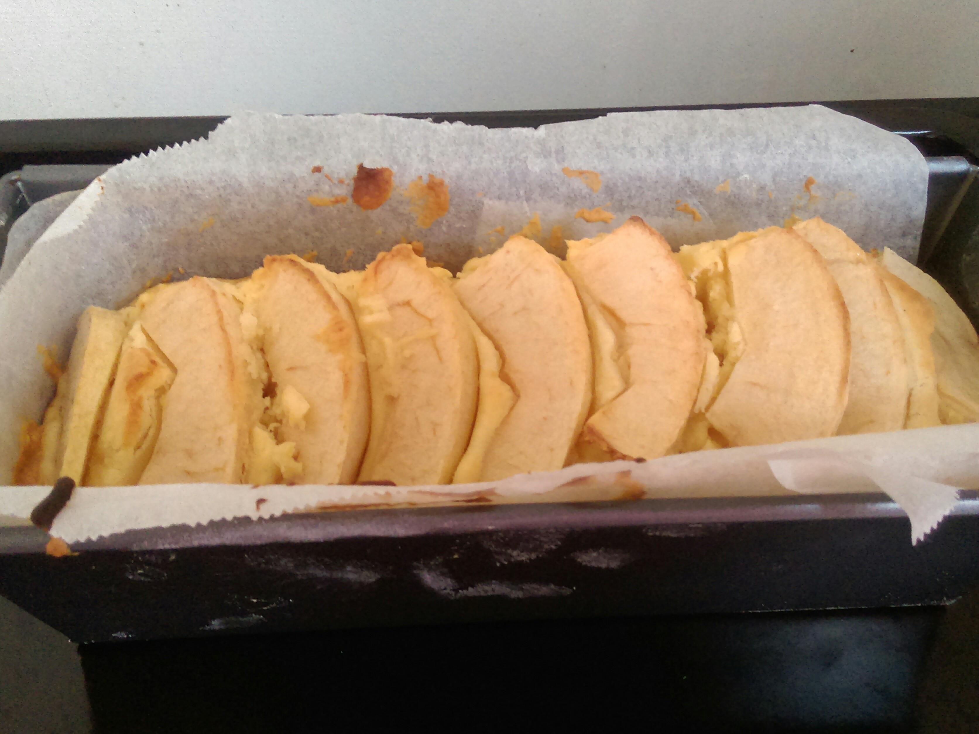 蘋果瑪芬蛋糕