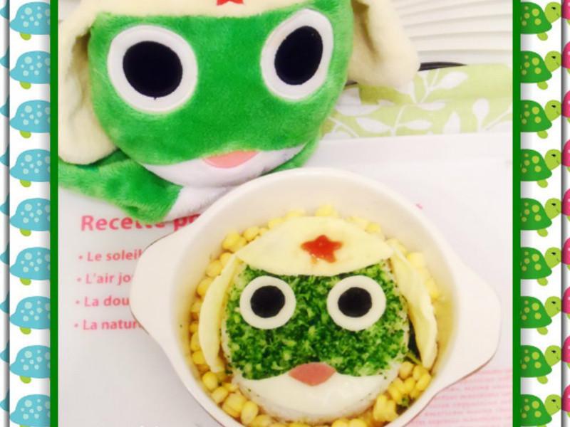 【親子食堂 】KERORO軍曹飯飯