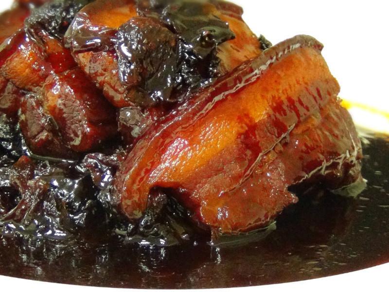 【哇菜】 梅干扣肉