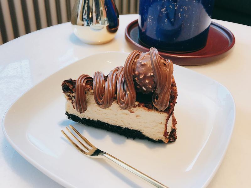 ❚派對點心❚金莎巧克力起士蛋糕