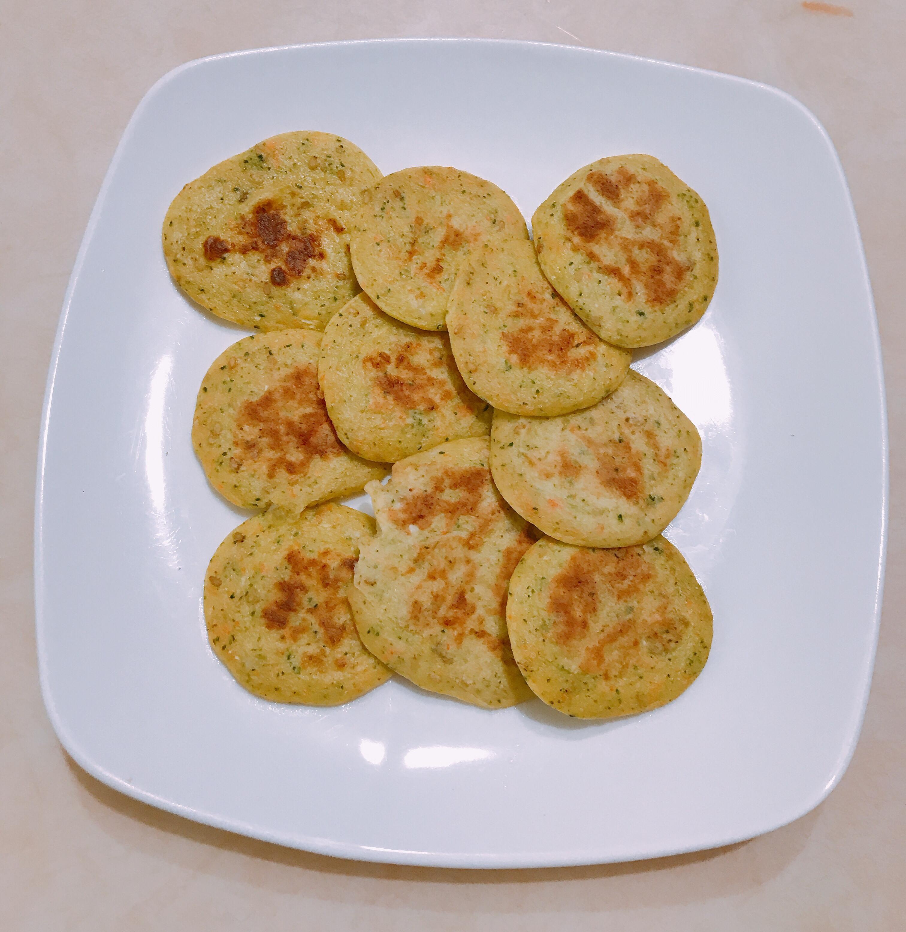 幼兒蔬菜煎餅