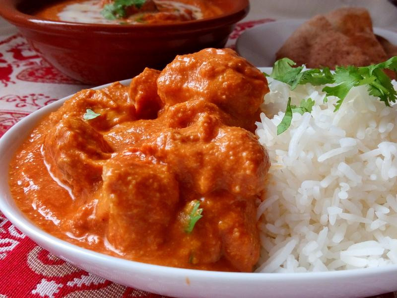 印度奶油雞-Butter Chicken