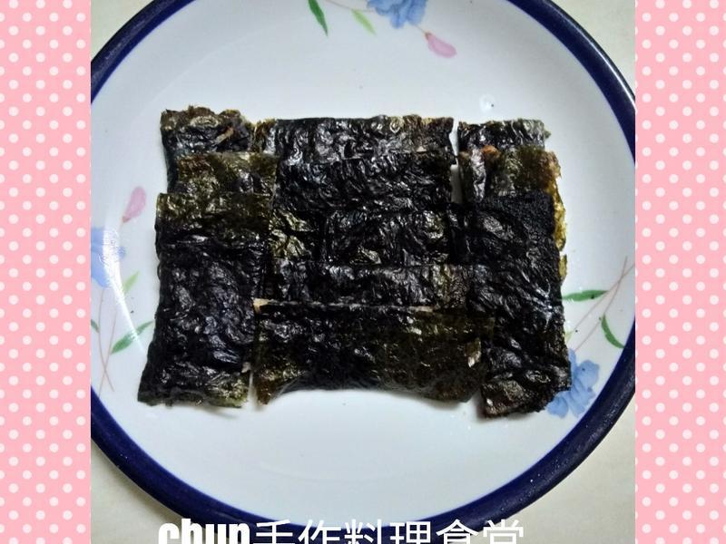 年糕海苔片