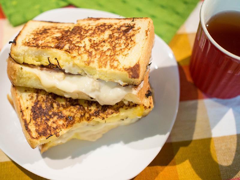 法式庫克三明治
