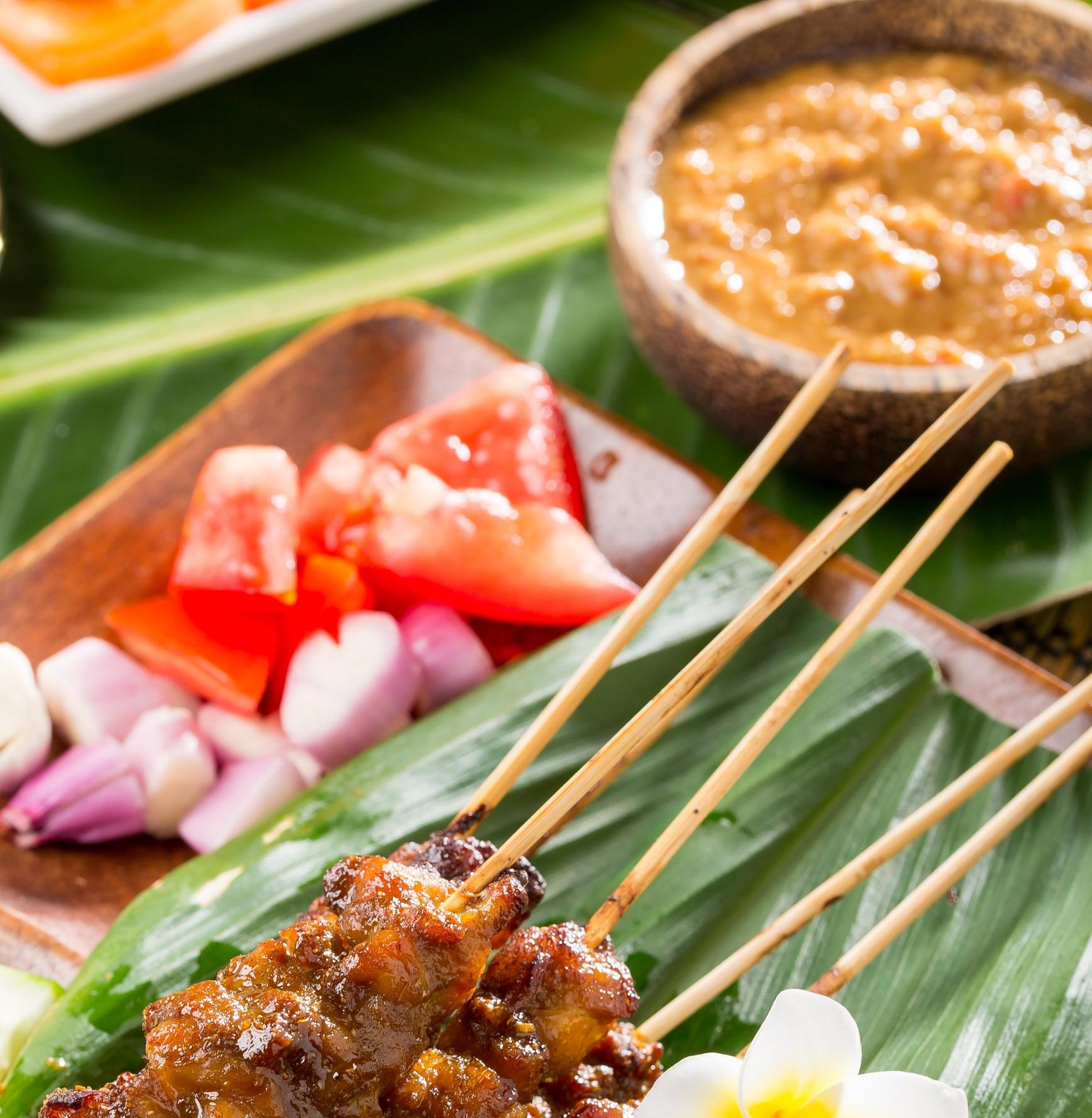 南洋料理達人劉明芳--印尼沙嗲醬