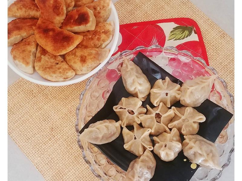 『Buuz』包包吉祥 - 蒙古傳統年菜