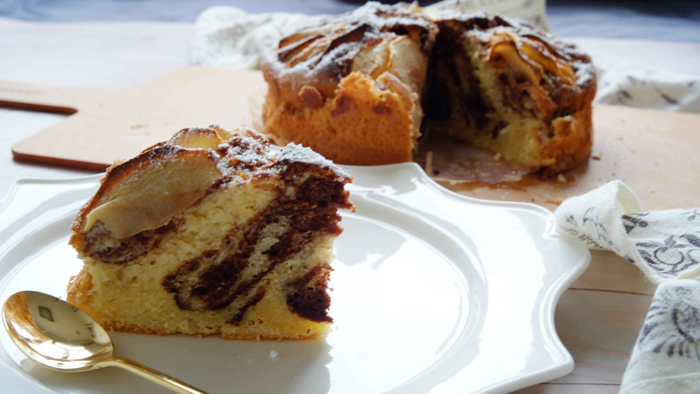 雲石蘋果蛋糕