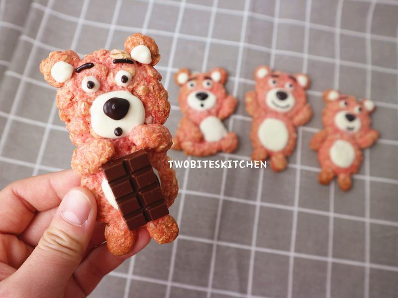 熊抱哥燕麥餅乾