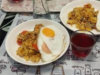 菇菇南瓜饭-气压锅料理