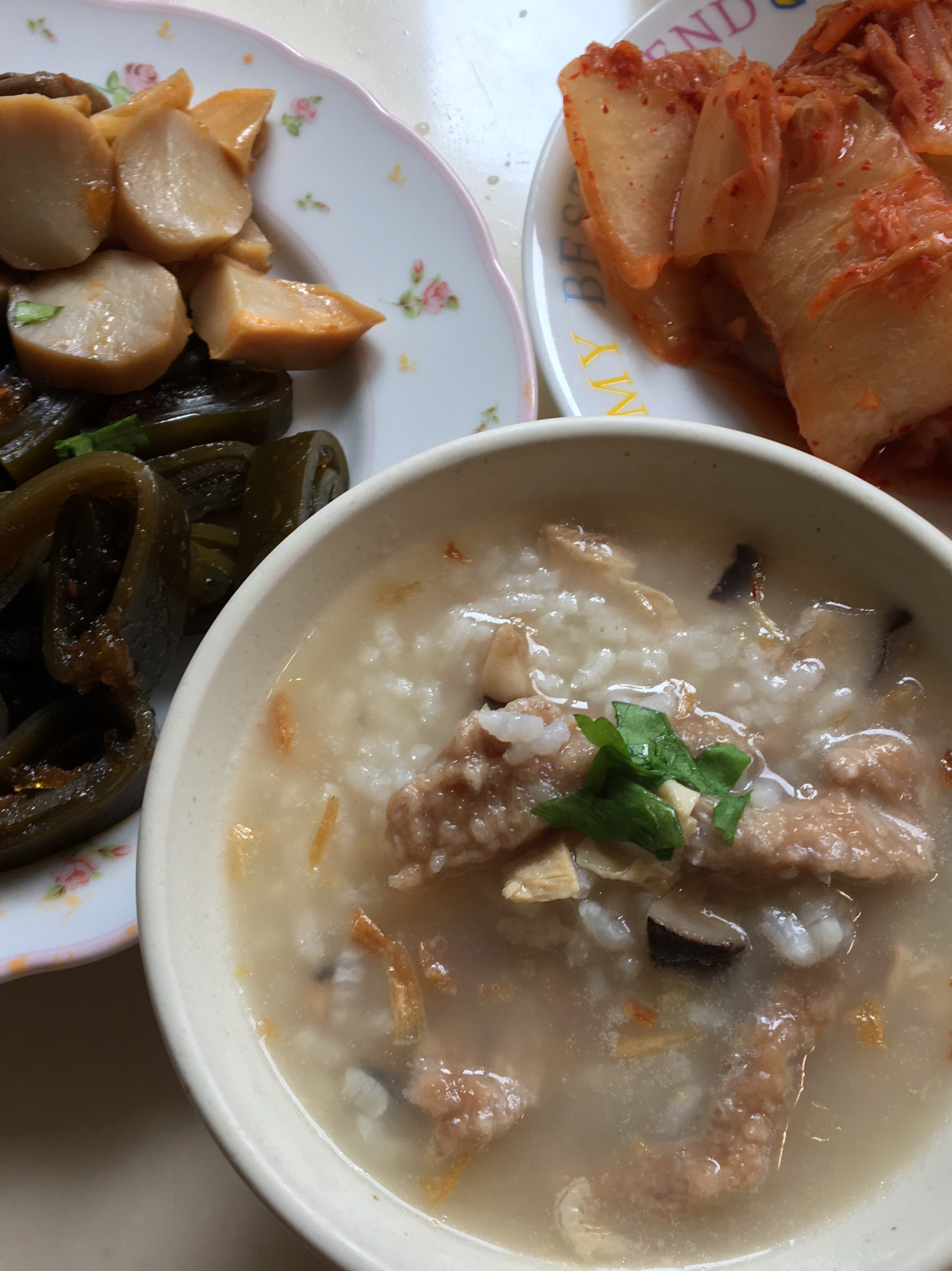 肉粥(鹹粥)