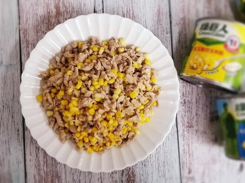 蒜香玉米肉燥
