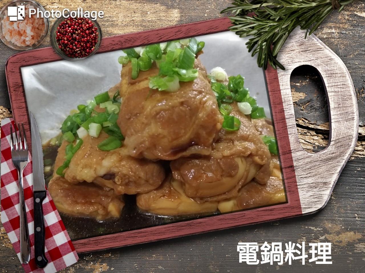 照燒豬肉豆腐捲