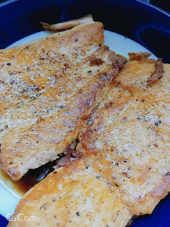 ~糖醋鮭魚~