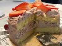 簡易不敗海綿蛋糕(水浴烤)