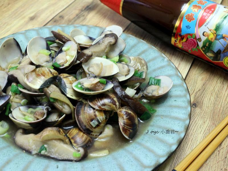 快炒蠔香蛤蠣