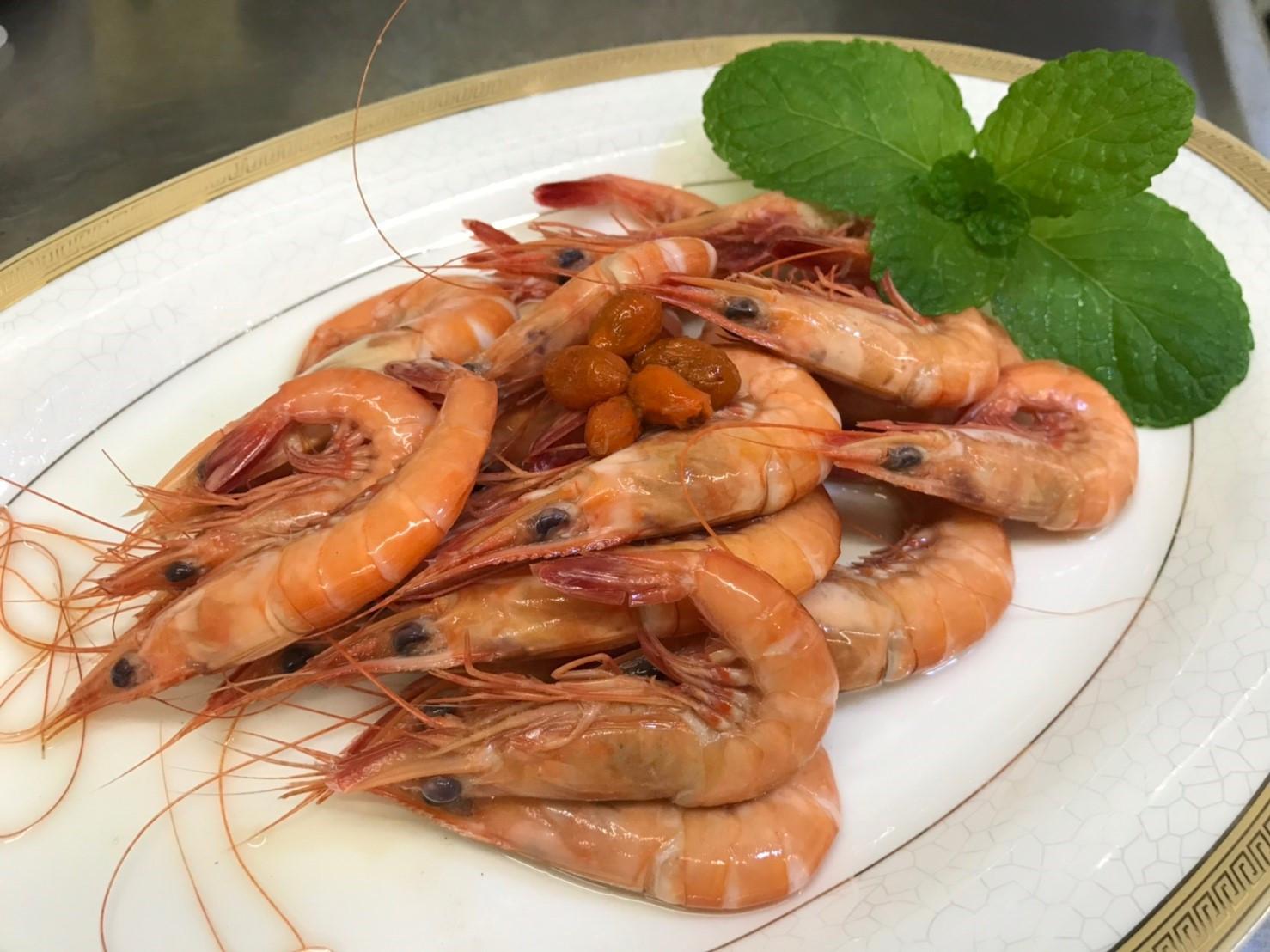 陳紹醉蝦(澎湖野生劍蝦)