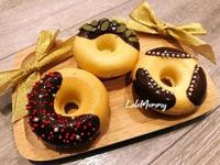 62%巧克力QQ波提甜甜圈