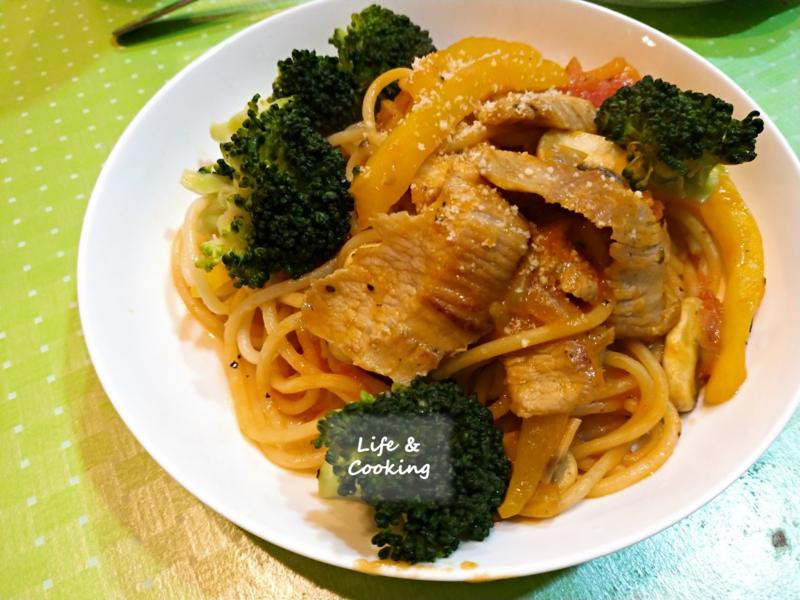 【Lin's Bistro】田園義大利麵