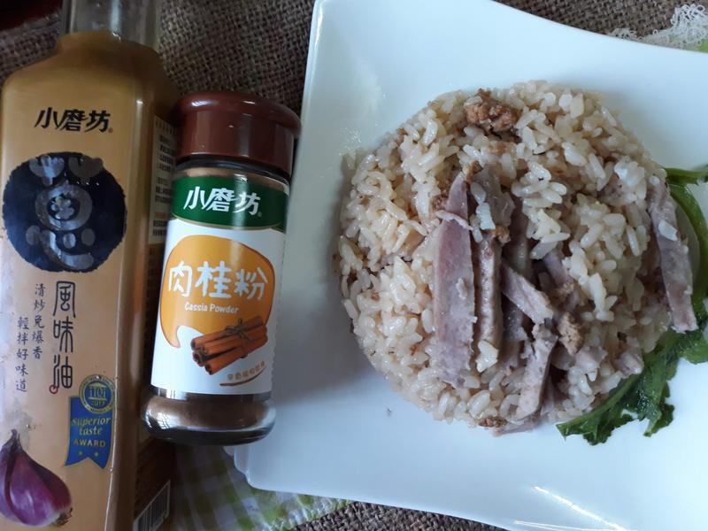 年節上大菜-芋香肉燥團圓飯