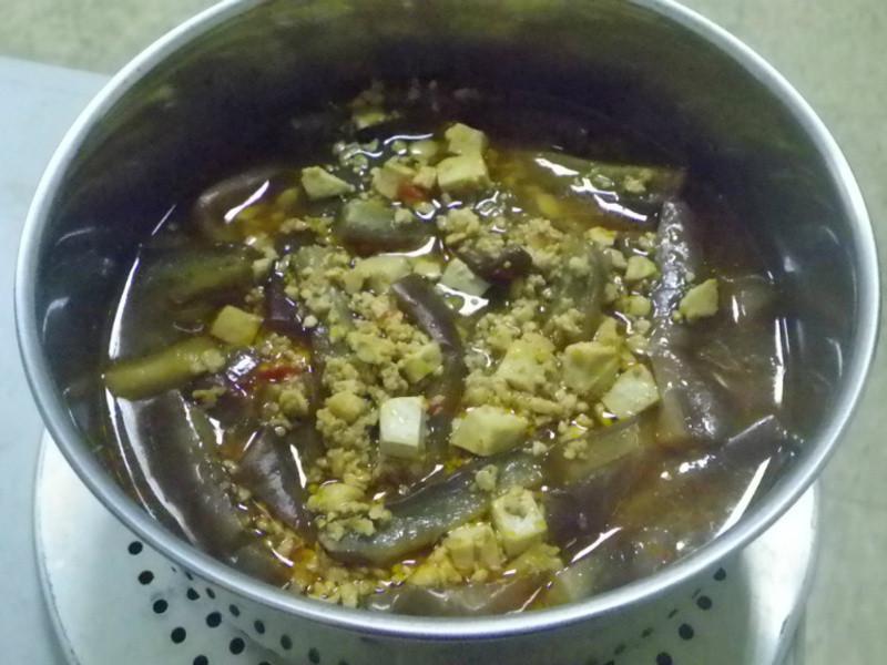 辣豆瓣豆腐燒茄子