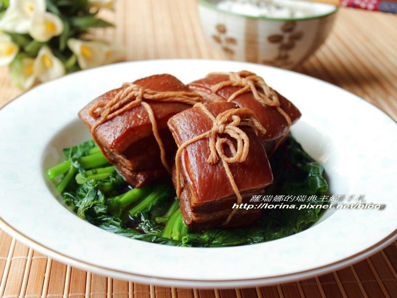 [大同電鍋料理]江浙名菜東坡肉