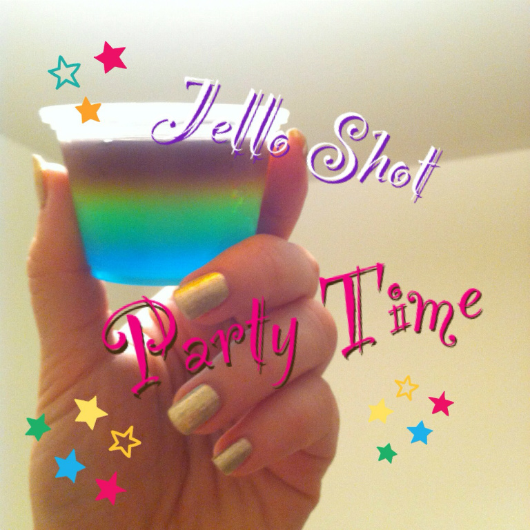 [轟趴必備] Jello Shots!