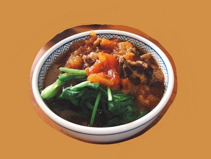 | 陳媽媽 | 番茄牛肉麵 (方便免滷)