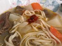 蕃茄清燉牛肉麵(懶人x鍋寶IH電子鍋版)
