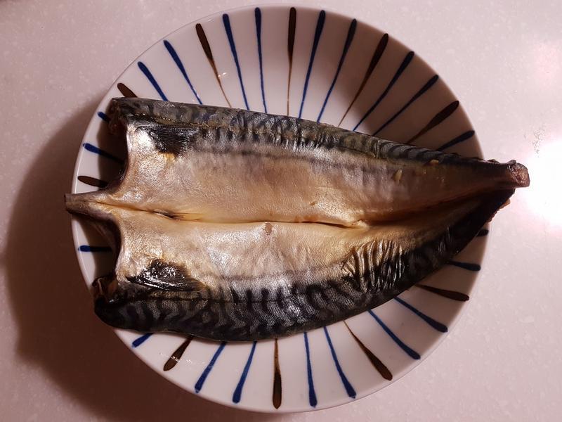 日式醬油醃漬鯖魚