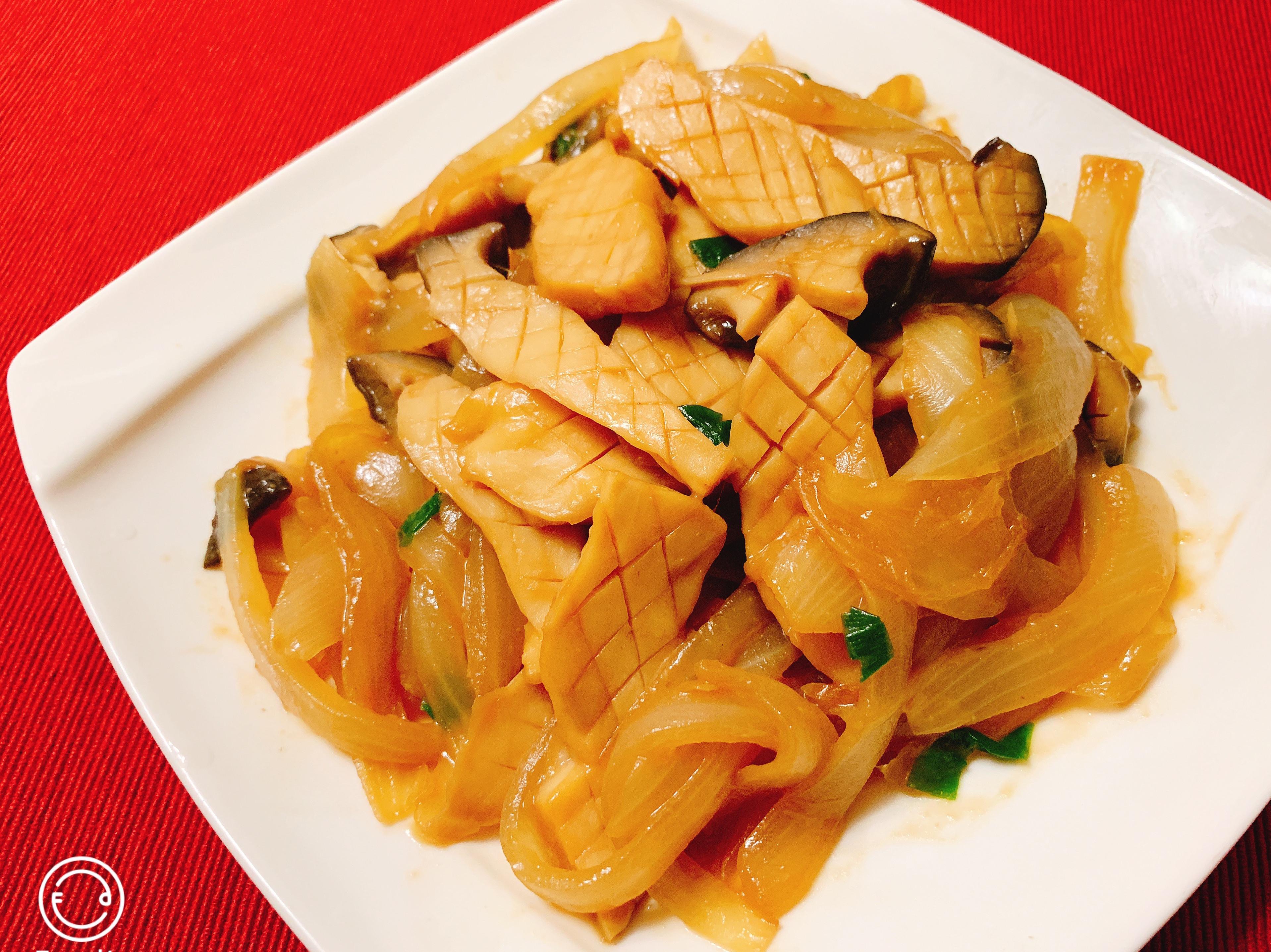味噌醬燒杏鮑菇
