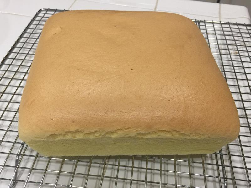 古早味蛋糕/枕頭蛋糕
