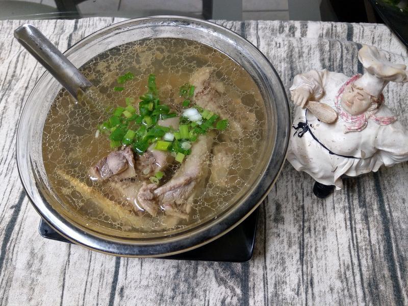 冬菜鴨肉湯