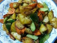 蔬菜炒馬鈴薯